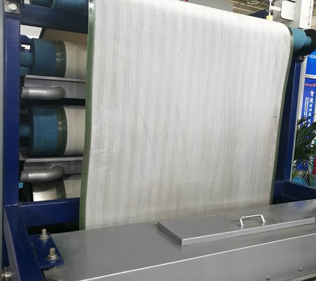 Sludge Dehydration Fabric Press-Filter belt for dewatering machine