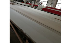 Ironing Iron Is Recommended When Cutting Industrial Filter Cloth