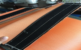 Do Not Lock Filter Fabric Too Tightly When Installing Industrial Filter Fabric